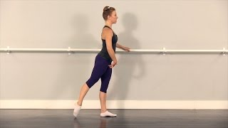Classical Ballet Barre FULL Workout with Estelle Shaw by AthletiCulture