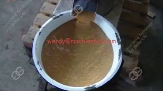 peanut butter making machine| sesame butter machine|Tahini paste machine