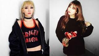 CL vs Hyuna