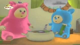 BILLY y BAM BAM En Dia de lluvia   BabyTV Español