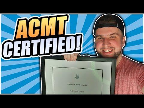 Apple Certified Mac Technician - Becoming Certified - YouTube