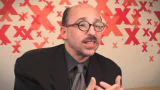 Steven Rosenbaum - Post talk Interview. TEDxGrandRapids