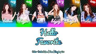 Favorite - Hello