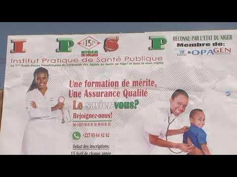 Cigaban da makarantar IPSP ta kawo a kasar Niger
