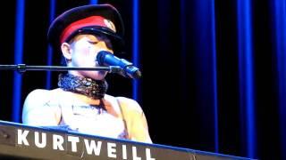 3/16 Dresden Dolls - Modern Moonlight @ Wilber Theatre, Boston, MA 11/3/10