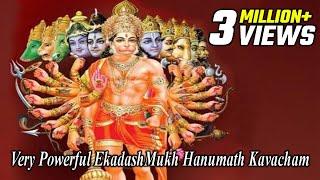 Break Black Magic Spell  - Curses & Hexes   Very Powerful EkadashMukh Hanuman Kavacham
