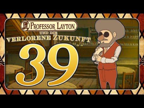 Let's Play Professor Layton und die verlorene Zukunft (Part 39): Knapp verpasst!