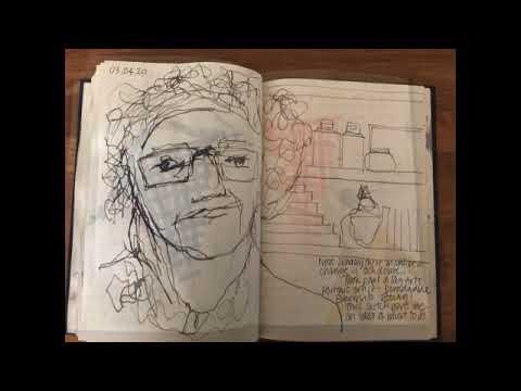 My Coro sketchbook