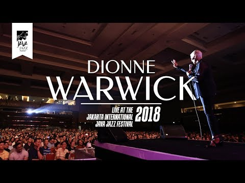 "Dionne Warwick ""That's What Friends Are For"" Live at Java Jazz Festival 2018"