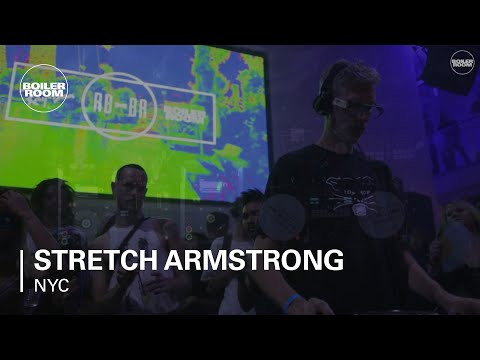 Stretch Armstrong Ray-Ban x Boiler Room 016 All House Set
