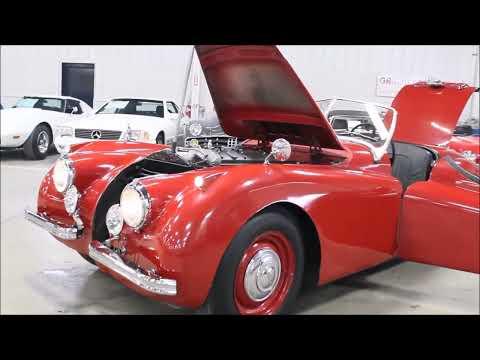 Video of '54 XK120 - L561
