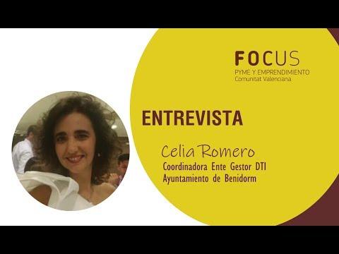 Entrevista Celia Romero en Focus Pyme Marina Alta y Marina Baixa 2019[;;;][;;;]