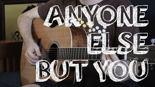 Anyone Else But You - Moldy Peaches | EASIEST Song To Learn On Guitar, Beginner Guitar Lesson