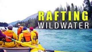 ▶️White Water Rafting Alaska Kenai Peninsula Sea Kayaking Trekking