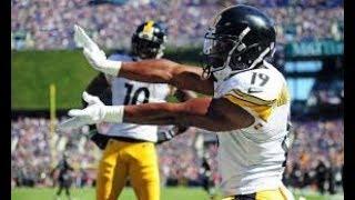 NFL: Best Touchdown Celebrations of 2017-18 Season (Part 1)