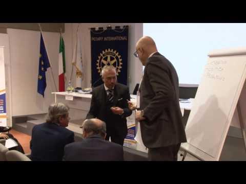 Seminario di Formazione Leadership Rotariana Sessione Pomeridiana