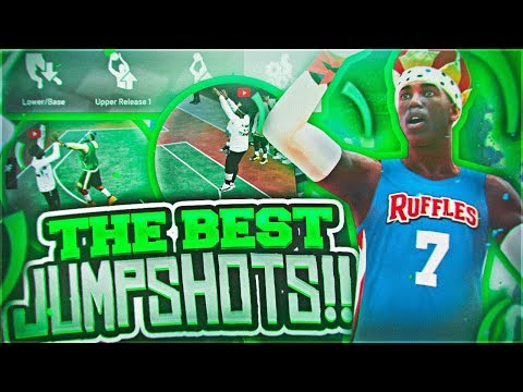 THESE JUMPSHOTS WILL SAVE YOUR LIFE! *NEW* BEST JUMPSHOTS IN NBA 2K19 FOR EVERY ARCHETYPE & BUILD
