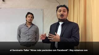 Atraer más pacientes con Facebook – Dr. Jorge Durán