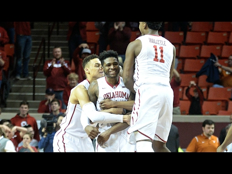 Oklahoma's Rashard Odomes Excels At Both Ends | CampusInsiders
