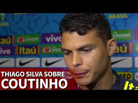 Las palabras de Thiago Silva sobre los abucheos a Coutinho en el Barcelona   Diario AS