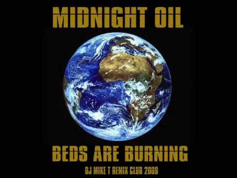Midnight Oil - Beds are burning (Mike Traxx remix)