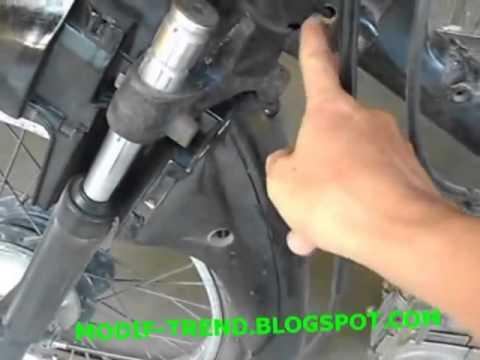 Video CARA MODIFIKASI MOTOR HONDA STAR PRIMA