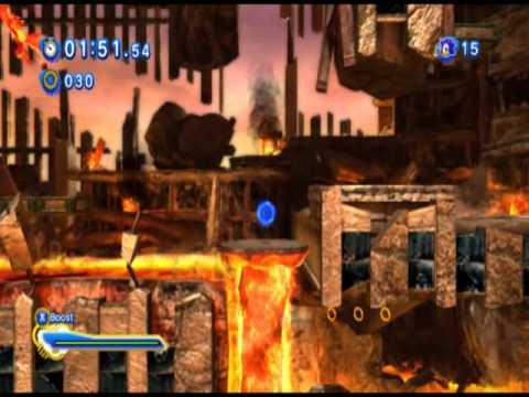 Sonic Generations; Crisis City Act 2