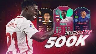 EL MEJOR EQUIPO BARATO PARA COMPETIR POR SOLO 500K !!