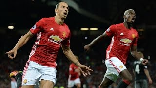 Zlatan Ibrahimovic = Goals  Hull City Vs Manchester United Preview
