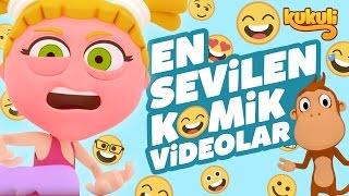 Kukuli - En Sevilen Komik Videolar - En Güzel Şakalar | Tinky Minky ile Çizgi Filmler
