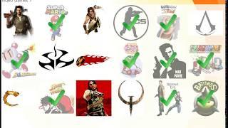 Brand Logo Quiz Playing The Video Games Bonus Level!