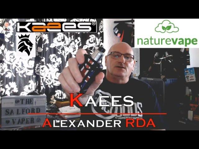 Kaees Alexander RDA