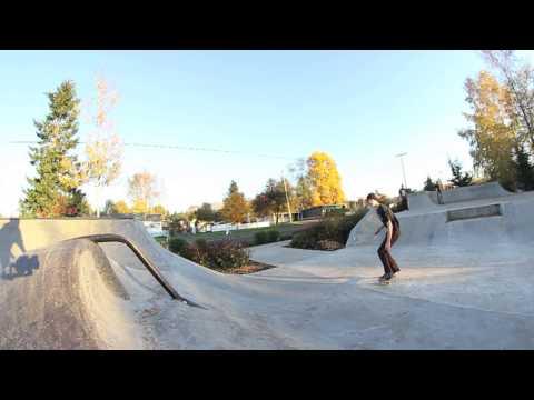 Colt Aiken - Estacada Skatepark