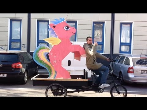 The Pony Thief - how we deal with thiefs in denmark