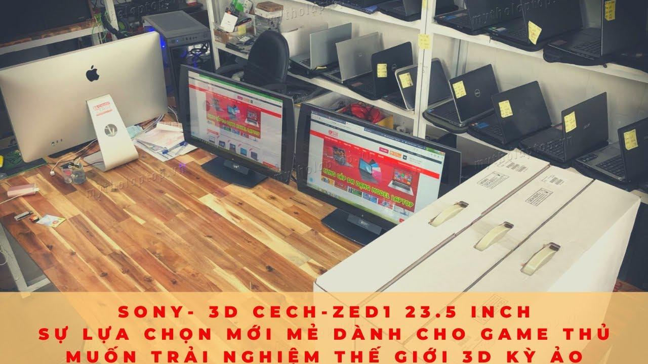 SONY- 3D CECH-ZED1 23.5 inch - SỰ LỰA CHỌN MỚI MẺ DÀNH CHO GAME THỦ