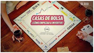 Casas de Bolsa ¿cómo empezar a invertir?