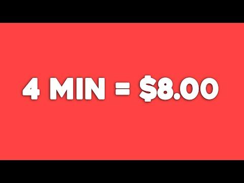 Kaip užsidirbti pinigų naujokui