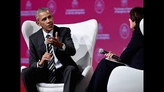 Barack Obama Full Speech to Montreal Board of Trade HD
