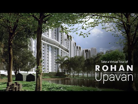 3D Tour of Rohan Upavan Phase 3