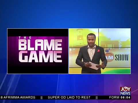 AM Show Intro on JoyNews (22-5-18)