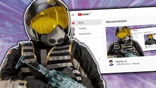 This Rainbow Six Siege video has been recommended to you