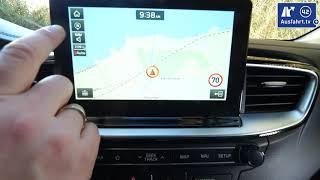 Kia Ceed   Kia ProCeed Infotainment Check