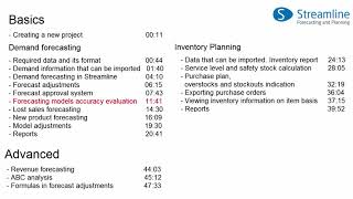 Demand Forecasting, Inventory Planning and Optimization Tutorial