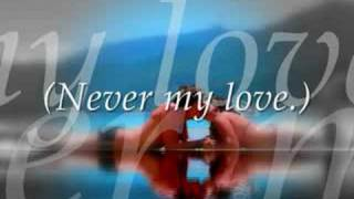 Never My Love - The 5th Dimension