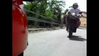 preview picture of video 'Made in Vespa - 2^tappa'