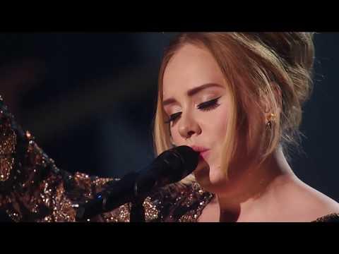 Skyfall - Adele LIVE AT NEW YORK