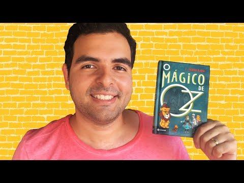 Sobre o Livro: O Mágico de Oz - L. Frank Baum | Lidos e Curtidos