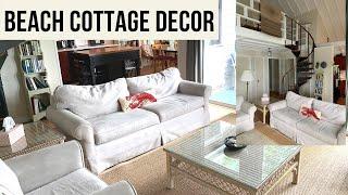 Maine Coastal Cottage Tour, BEACH HOUSE Decor, LL BEAN Home Store