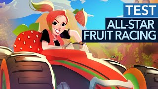 All-Star Fruit Racing - Test / Review: Endlich Mario Kart für PC? (Gameplay)