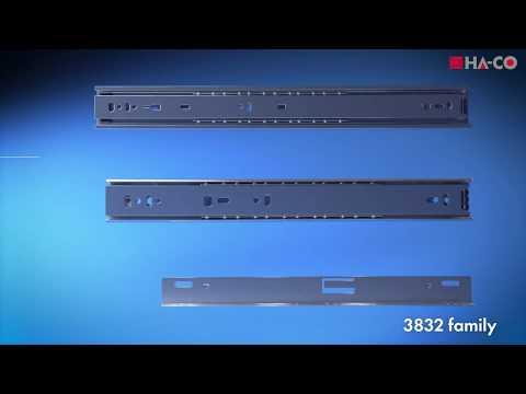 Vollauszug HAZ3832EC/3832SC